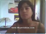 Webcam porno d'un jeune couple très excité