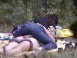 Video voyeur d'un couple...
