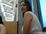 Sex en public : ils s'exhibent à la bibliothèque